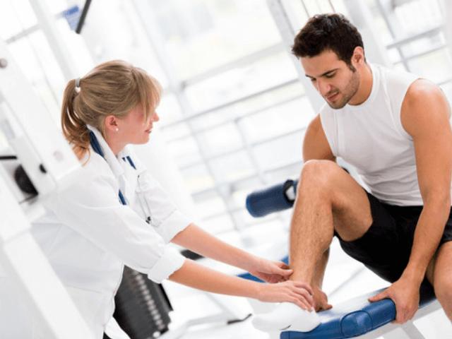 Fisioterapia Deportiva en Málaga