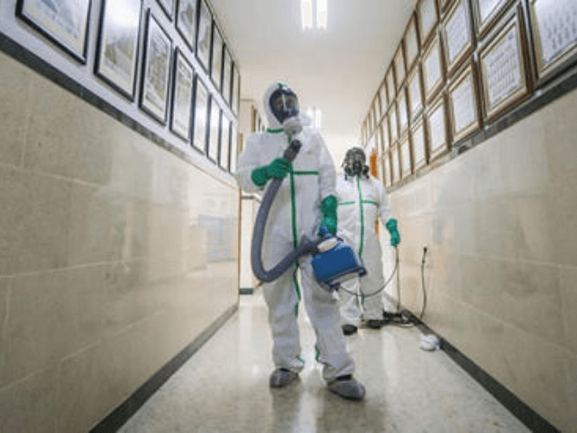Contratar Servicios de Desinfección de Corona Virus en Málaga