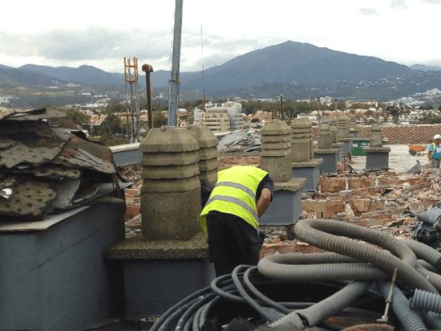 Empresas de Demoliciones y Derribos en Málaga
