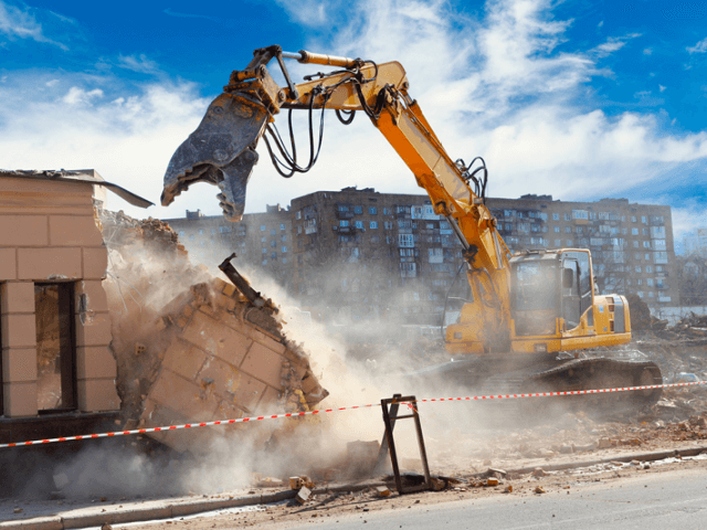 Empresas de Demoliciones en Málaga