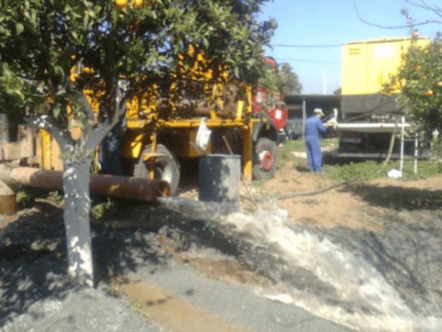 Perforación y Construcción de pozos de Agua en Málaga