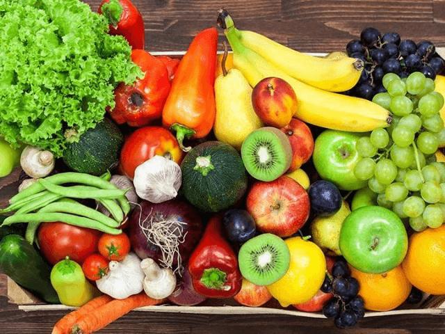 Frutas y Verduras a Domicilio en Málaga