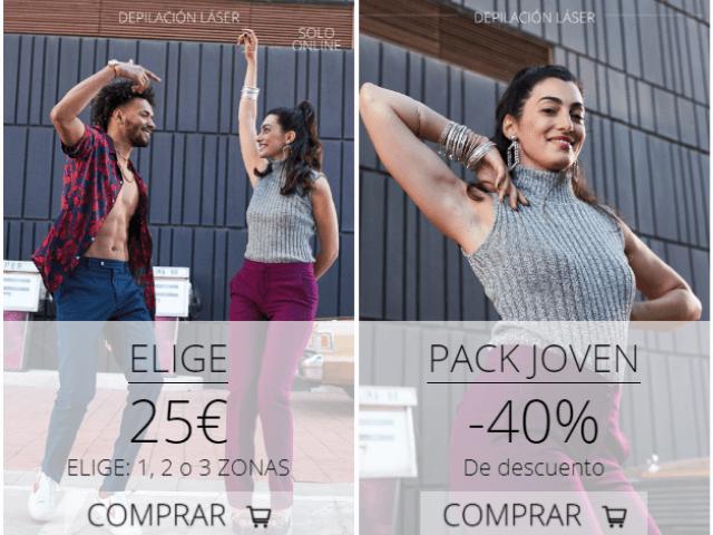 Mejores Clínicas de Depilación Láser en Málaga