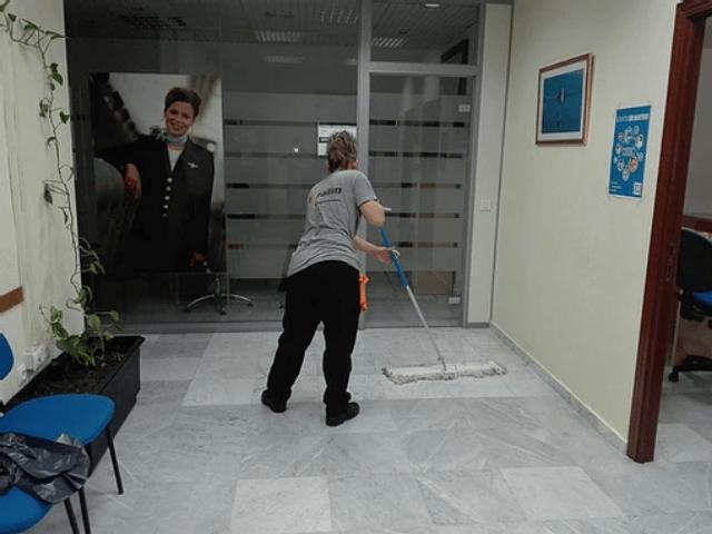 Servicio de Limpieza en Málaga