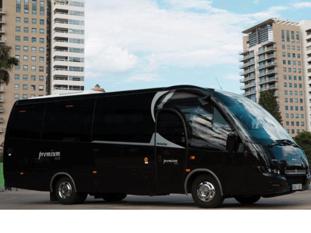 Mejor Empresa de Alquiler de Autobus y Minibus en Málaga