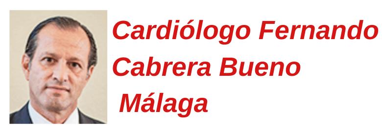 Dr. Cabrera Bueno Especialisyta en Cardiología en Málaga