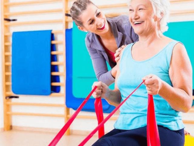 Mejores Centros de Fisoterapia Geriátrica en Málaga