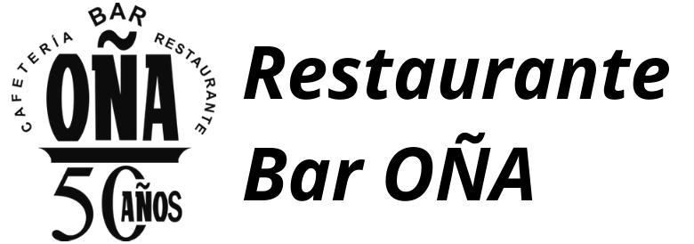 Mejor Restaurante de Málaga Bar Oña